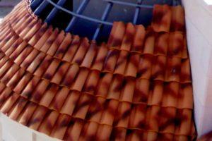مظلات:ما هي تكلفة تركيب قرميد معدني لسطوح الفلل والبنايات ؟