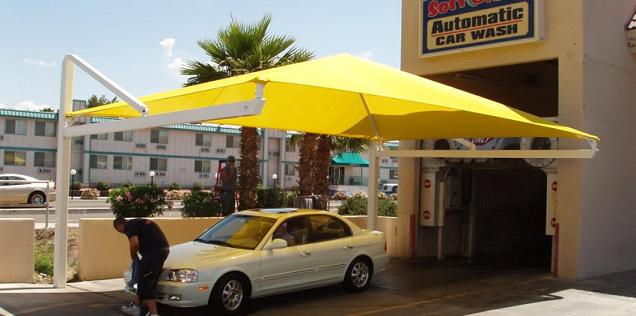 امثلة لمظلات