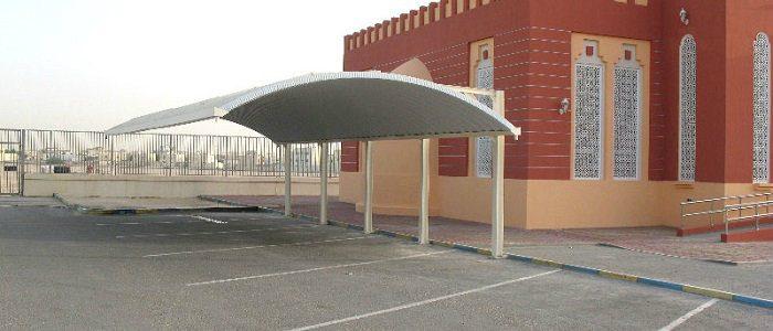 مـظلات متحركة بجودة عالية من مؤسسة السيف للمظلات والسواتر السعودية