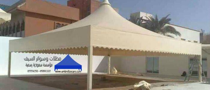 مظلات و سواتر جدة مع مؤسسة السيف السعودية وأفضل العروض